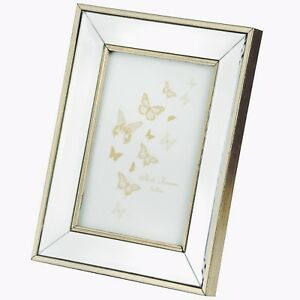 Mirrored Picture Frame 5 x 7 - Style My Pad