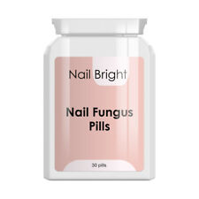 NAIL BRIGHT PILLS - STOPS NAIL FUNGUS PREVENTS INFECTION MAXIMUM STRENGTH