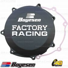 Boyesen Factory Racing Black Clutch Cover For Yamaha YZ 450F 03-09 WR 450F 03-15