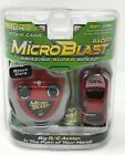 NEW 2003 MBR STOCK CARS MICRO BLAST R/C ACTION RACERS - 27MHz - MGA