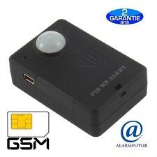 Alarme GSM - Micro alarme AX-300 GSM détecteur de présence ( Garantie 2 Ans ) !