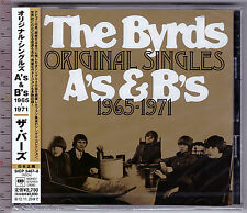 The Byrds, The Byrds‎ – Original Singles A's & B's 1965-1971 (2 CD_Japan)