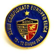 Pin Spilla A.S.D. Tiro A Volo Lazio - XLVIII Campionato Europeo Elica Roma 2016