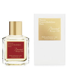 Maison Francis Kurkdjian Baccarat Rouge 540 Perfume Scented BODY OIL 2.4oz NIB