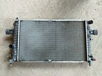 Vauxhall Astra H MK5 Twintop 2.0 Turbo Engine Cooling Radiator