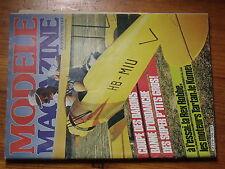 $$a2 Revue modele magazine N°359 Coupe des Barons  Banne d'Ordanche  Rex Robbe