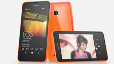 MICROSOFT NOKIA LUMIA 635 WINDOWS 8GB 4G LTE ORANGE SMARTPHONE DÉVERROUILLER