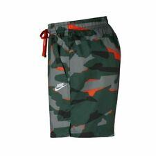Nike Sportswear Men's SZ M Camo Shorts Running Training AR2922-323