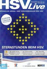 Hamburger SV + HSV Live + Sonderausgabe Europa League 2009 + Sternstunden + TOP