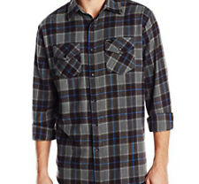 MATIX Cassius Flannel Shirt (L) Black