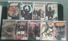 New Warriors #1-9 Marvel 2007 The Initiative Tie-In All Issues Avg NM- 9.2