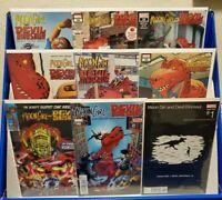 HUGE LOT OF 40 MOON GIRL AND DEVIL DINOSAUR COMICS (MARVEL) #1-47