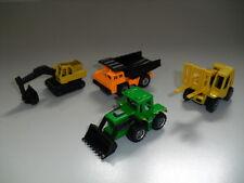 Matchbox Superfast Nr. 48 Sambron Jacklift, Tractor Shovel, Excavator, DumpTruck