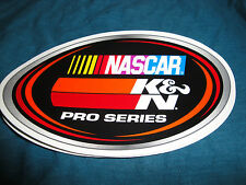 "K&N NASCAR PRO SERIES 6"" Sticker!!  FREE SHIPPING!!!!"