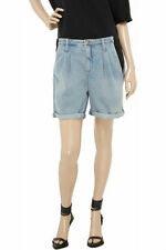 Helmut Lang Worker Light Denim Jeans Shorts  26