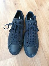 All Star Converse Black ,adult ,size Uk 10.5