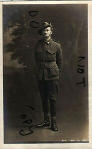 WW1 Pte A R Campbell  37th Battalion AIF Australian Imperial Forces MM Winner