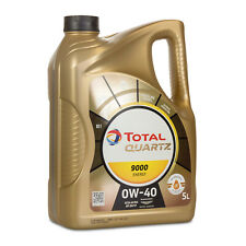 5 (1x5) Liter TOTAL QUARTZ 9000 ENERGY 0W-40 VW 502.00/505.00, MB 229.5