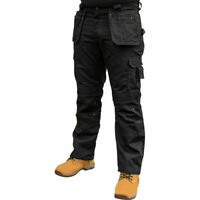 "Stanley Huntsville Hombre Trabajo Cartuchera Pantalones Militares - 31""/33 Pata"