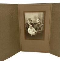 Vintage Family Portrait 1880s to Early 1900s Stolze Studio Photograph Phila. e1