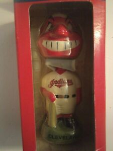 Cheif Wahoo Cleveland Indians Bobblehead from Twin Ent.