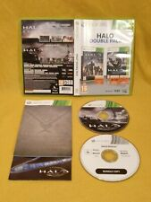 Xbox 360 Halo Reach + Halo Anniversary Double Pack Games PAL Very Good Conditon