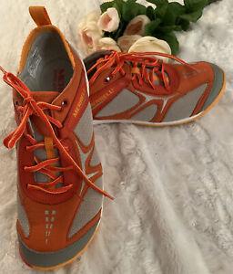 Merrell Vibram DASH GLOVE LYCHEE Womens US 9 Barefoot Minimalist Running Shoes