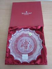 Waterford Crystal 2006 Saint Nicholas Plate