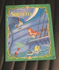La Sirenetta - Walt Disney - per ragazzi - edizione fuori commercio