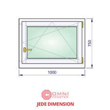 Fenster Holz 98 x 160 cm Meranti Holzfenster MODERNER LOOK!!!
