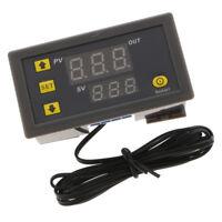 Digital -50~120°C Temperature Sensor Controller Thermostat Regulator 12V