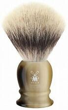 MUHLE 31 K 252 - Silvertip Synthetic Bristle Shaving Brush
