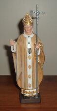 ST Saint POPE JOHN PAUL II 9 1/2 inch Statue NIB Catholic Avalon Mystic Vatican
