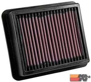 K&N Replacement Air Filter For INFINITI M35 V6-3.5L F/I 2012 33-5033