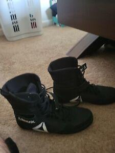 Reebok Boxing Boots (Size 11)