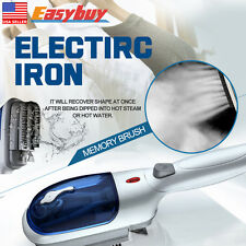800W Handheld Fabric Iron Steam Laundry Clothes Garment Steamer Portable Travel