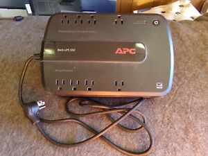 APC  Battery Back Up BE550G