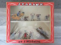 STARLUX - LE  MOYEN AGE -  BOITE COMPLETE D ORIGINE - PETITE TAILLE - SUPERBE