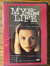 New Dvd: My So-Called Life Volume 5 From Box Set 2002