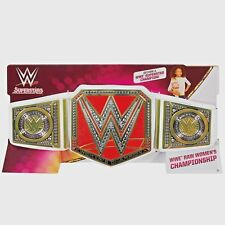 WWE Universal Raw Women's Championship Title Kid's Toy Replica Belt