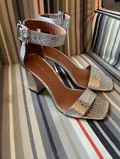 Topshop SUKI Wide Fit Two Part Sandals Size 37/UK 4 BNWOT Read Description