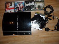 Sony PlayStation 3 40GB + games bundle