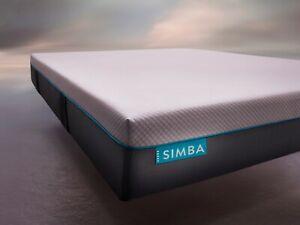 Simba Hybrid Essential Mattress | 1500 Springs & Foam | 200 Night Trial