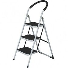 Leiter 3 Step Multi-Purpose High Quality Step Ladder with 120Kg Capacity LL2062