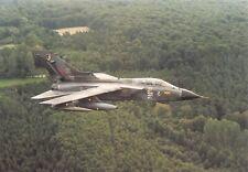 Postcard NEW RAF Bruggen Tornado GR1 No.17 Squadron by Squadron Prints No.4