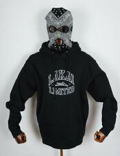 Lakai Footwear shoes Hooded sweatshirt Hoodie Sweater Team Pullover black IN M