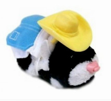 2010 Zhu Zhu Pets Hamster Outfit Western Hat and Vest set 🌟 NEW OUT OF PACKAGE