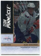 2010-11 Pinnacle Team Pinnacle 2 Daniel Sedin Alex Ovechkin
