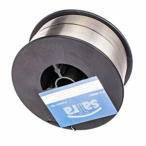 Gasless Welding Wire MIG 0.8mm Flux Cored 1.0kg Reel AWS A5.20 E71T-GS S-G08W1