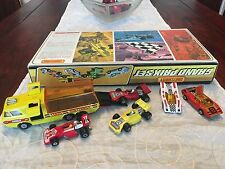 Matchbox Rares Gift Set G-14 v.n.mint OVP good Condition from 1977